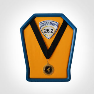 versa frame, medal display