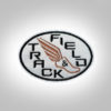 Track&Field Patch-LightGrey-Black-Copper
