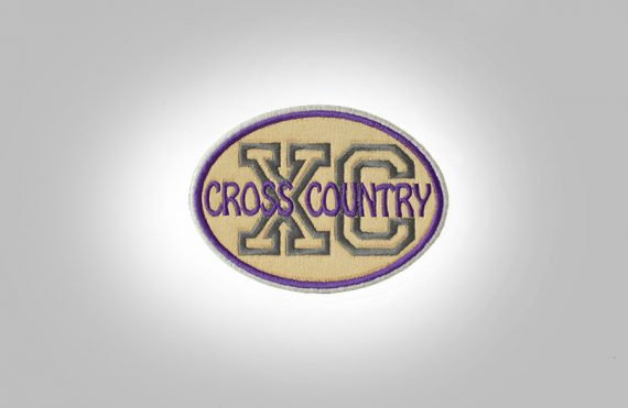 Cross Country - Gold Purple