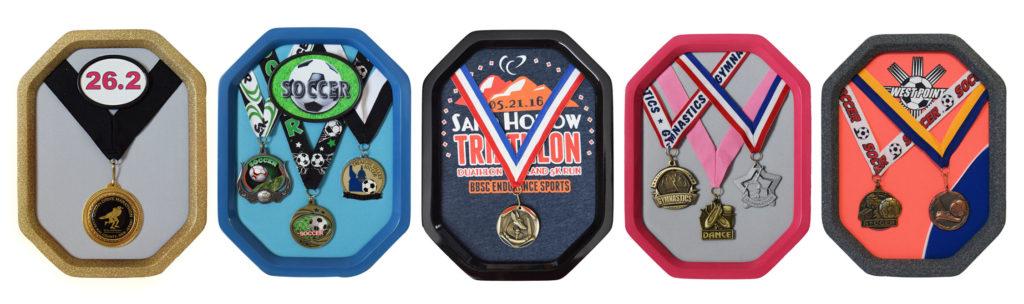 Rally Medal Display Frame | Sport Bling Medal Display