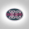 Cross Country Patch - Grey Pink