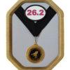 Gold Rally Medal Display Frame