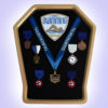 Swimming Medals - Versa Medal Display Frame