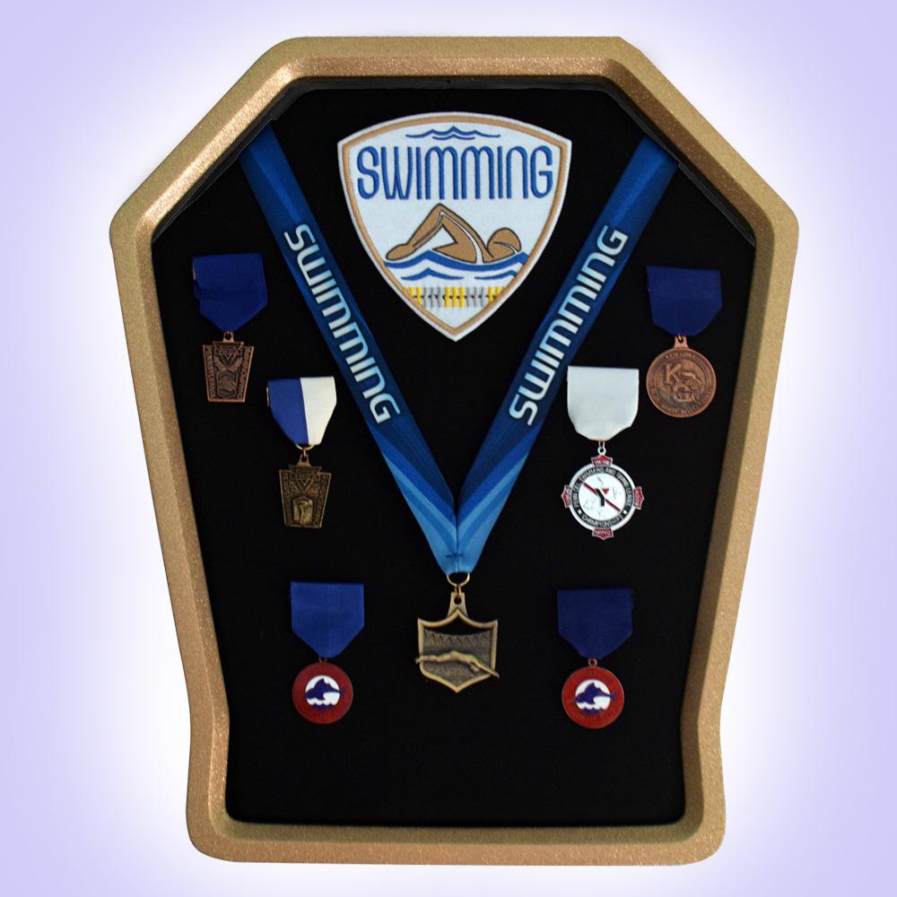 Swimming Medals - Versa Medal Display Frame